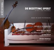 DE BEZETTING SPEELT - A Ten 2 One Ensemble cover