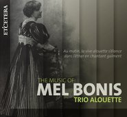 The Music of Mel Bonis cover