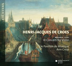 Brussels, 1734: VI Concerti for Violin