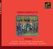 CODEX CHANTILLY vol.3 cover