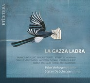 LA GAZZA LADRA cover