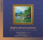 Mighty Metamorphoses cover