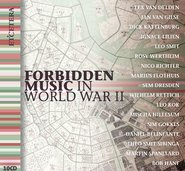 Forbidden Music in World War II cover
