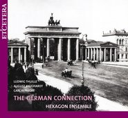 The German Connection cover