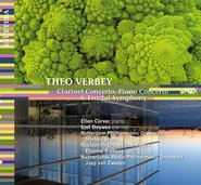 Orchestral Works T. Verbey cover