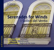 Serenades for Winds cover