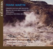 Frank Martin cover