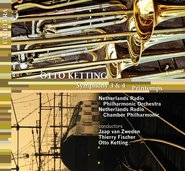 Orchestral Works II O. Ketting cover