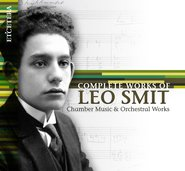 The Complete Works of Leo Smit cover